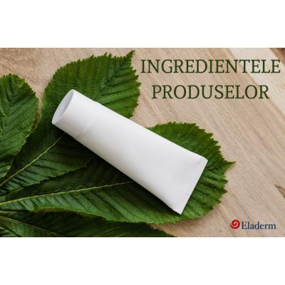 Complexitatea listei de ingrediente din produsele cosmetice