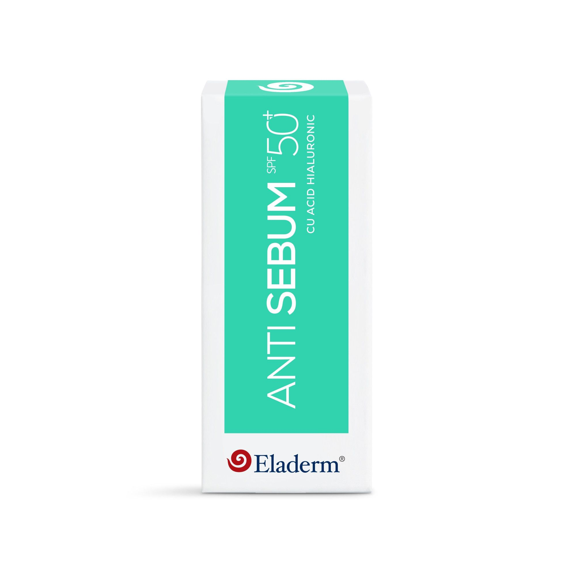 Anti Sebum SPF50+  Crema antisebum, Asigura Protectie solara ridicata , 50 ML