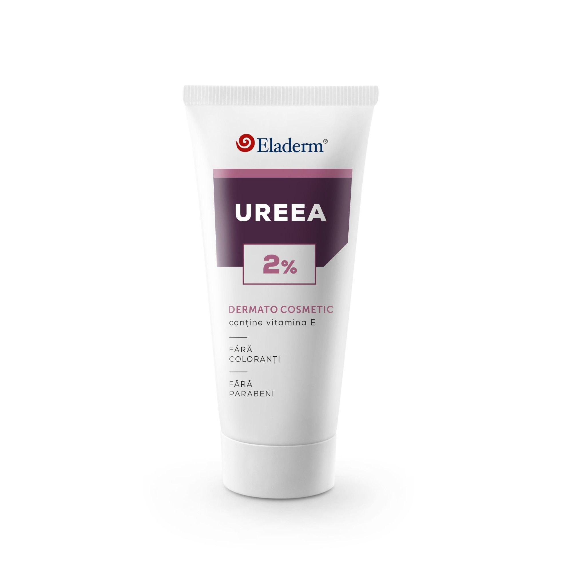 Ureea 2% - Cremă cu Uree, Vitamina A și E - 100 ML