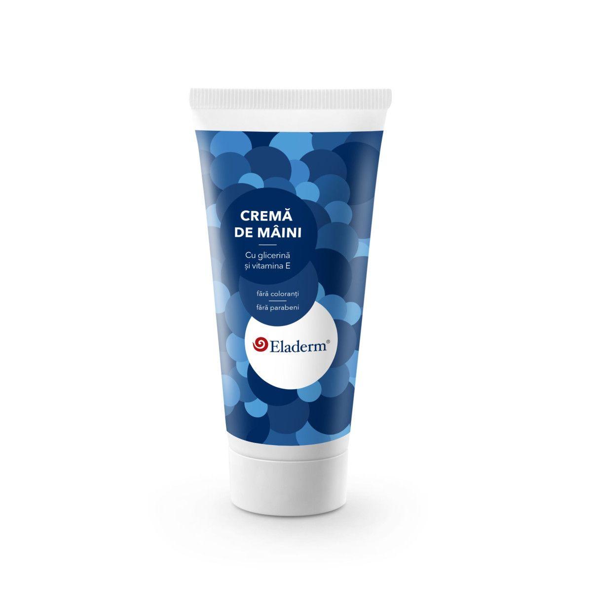 Crema de maini cu glicerina si vitamina e - 100 ml