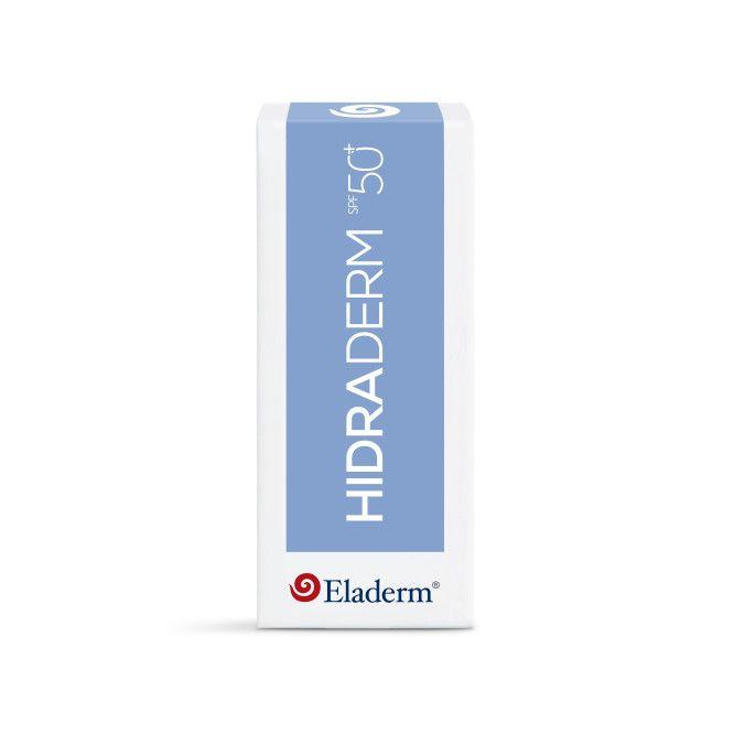 Hidraderm SPF 50+ Tratament pentru Pielea Deshidratată. Asigură Protecție Solară Ridicată